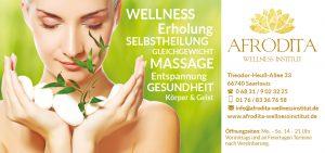 Flyer Afrodita Wellnessinstitut Image