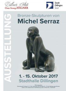 Plakat Claus Zoellner Michel Serraz