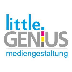 Logo von Little Genius Mediengestaltung