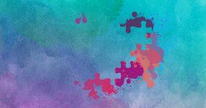 Hintergrund Puzzle