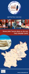 Roll up the cruise cafe
