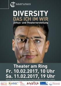 Plakat Kulturamt Diversity