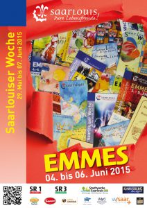 Plakat Emmes 2015