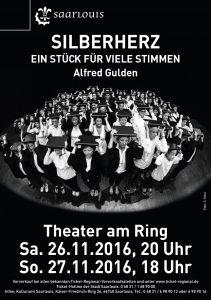 Plakat Kulturamt Silberherz