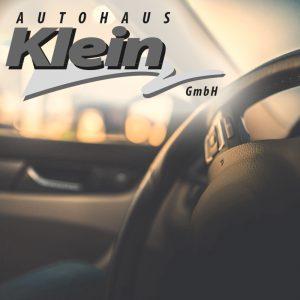 Cover für das Autohaus Klein