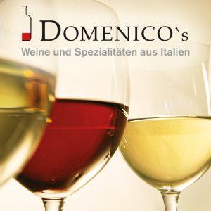 Cover Domenicos Weine
