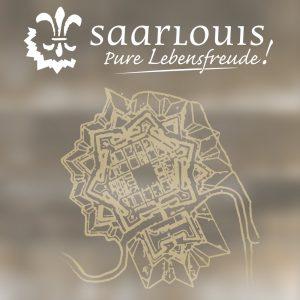 Cover für die Stadt Saarlouis