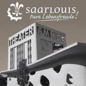 Cover für das Kulturamt Saarlouis
