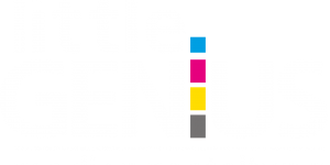 Logo Little Genius Mediengestaltung