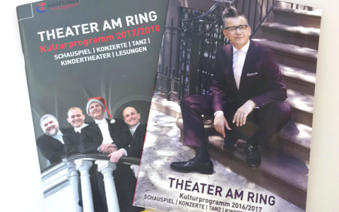 Programmheft Theater am Ring Saarlouis