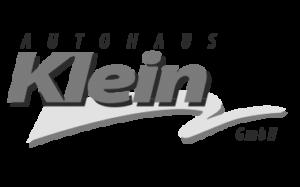 Logo Autohaus Klein schwarz